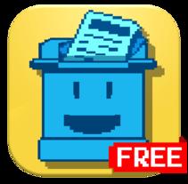 Recicla. A Game Design project by Alex Quiveu         - 29.08.2015