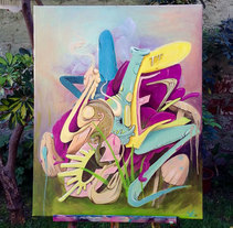 Sodeck. A Illustration, and Painting project by Javier Casanueva G. - Aug 31 2015 12:00 AM