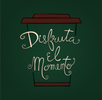 Proyecto Lettering. Marca: Sweet & Coffee (Ecuador). Um projeto de Tipografia de Javier Pérez         - 01.09.2015