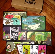 Propiedad Pública: Historietas de divulgación.. A Comic project by Tomás Arango         - 10.06.2014
