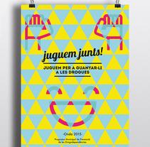 Juguem junts!. Un proyecto de Diseño y Diseño gráfico de Joan Rojeski         - 07.12.2014