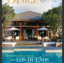 Revista OiMGZN Spring season. A Design Management, Editorial Design, and Writing project by Pilar Perales - 09-02-2015