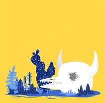 Rizoma · CD Artwork. Un proyecto de Ilustración, Dirección de arte y Diseño gráfico de Elena Serrato  - 08-09-2015