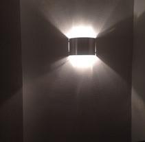 La luz y el gotelé. Un proyecto de Arquitectura interior de Gabriel Cantarellas Reig - 19-09-2015