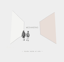 MEDIANERAS.... A Interior Architecture project by Gabriel Garcia Vilches         - 14.09.2015