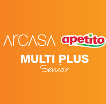 Arcasa apetito. A Design, Motion Graphics, and Web Design project by Red Vinilo  - Sep 26 2013 12:00 AM
