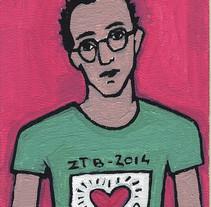 Acrílicos. Un proyecto de Ilustración y Bellas Artes de Zoraida de Torres - 17-09-2015