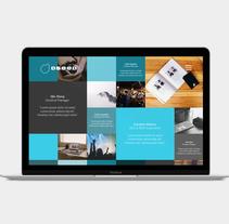 Dseed. Un proyecto de UI / UX, Diseño interactivo y Diseño Web de Bakoom Studio         - 23.09.2015