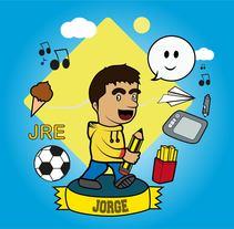 Mi Proyecto del curso Animación de logotipos y cabeceras. Un proyecto de Animación de Jorge         - 17.05.2016