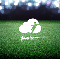 Footdream. A Br, ing, Identit, Art Direction, Design, Editorial Design, Graphic Design, Illustration, T, and pograph project by Arturo Hernández - Sep 11 2015 12:00 AM