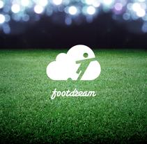 Footdream. Un proyecto de Diseño, Ilustración, Dirección de arte, Br, ing e Identidad, Diseño editorial, Diseño gráfico y Tipografía de Arturo Hernández - 10-09-2015