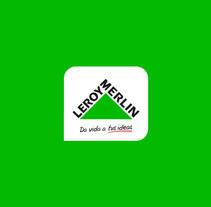 Leroy Merlin Web. A Design project by Carlos Etxenagusia - 12-10-2015