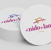 El nido de lana. A Art Direction, Br, ing&Identit project by Natalia Torres Tabuenca         - 12.10.2015