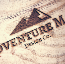 Adventure Man. A Br, ing&Identit project by Santiago Gambera - 20-10-2015