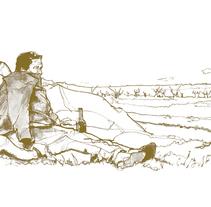 Nuevas etiquetas de los vinos Hito, Cepa 21 y Malabrigo.. Un proyecto de Diseño, Ilustración y Dirección de arte de TGA +  - 21-10-2015