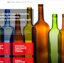 Auxlaper. A Web Design project by La Teva Web Diseño Web  - 26-10-2015