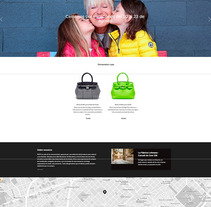 RUPA. A Web Design project by La Teva Web Diseño Web  - 26-10-2015