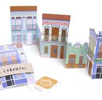 EL CABANYAL . Un proyecto de Diseño, Ilustración, Diseño gráfico y Diseño de producto de Virginia Lorente Alegre - 29-09-2015