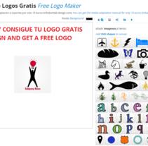 FreeLogoMaker. Un proyecto de Diseño gráfico, Diseño interactivo y Diseño Web de juegamenia - 01-11-2015