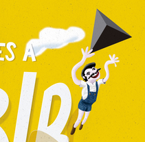 Si te atreves. A Design, Fine Art, and Comic project by Jujo Fosfenos         - 02.11.2015