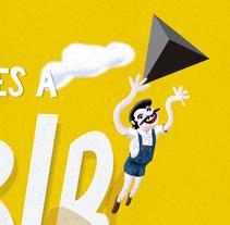 Si te atreves. Um projeto de Design, Artes plásticas e História em quadrinhos de Jujo Fosfenos         - 02.11.2015