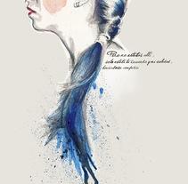 """""""Pero tu no estabas allí, solo estaba tu recuerdo y mi soledad haciéndose compañía"""". Un proyecto de Ilustración y Bellas Artes de Mentiradeloro Esther Cuesta - 13-11-2015"""