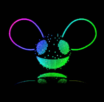 DeadMau5. A 3D, and Animation project by Michelle Schmidleitner - 14-11-2015