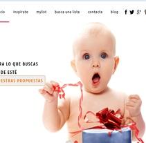 Modificaciones y Funcionalidades de Babylist . A Web Development project by Luis Rafael Castro         - 19.11.2015