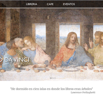 Puro Verso. Um projeto de Web design de Santiago Gambera         - 19.11.2015
