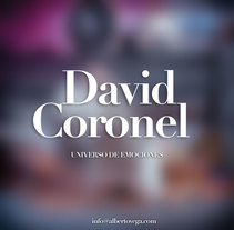 David Coronel album. A Photograph, Art Direction, and Lighting Design project by José Alberto González Vega         - 22.11.2015