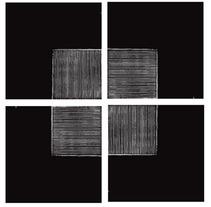 """Grabado """"Cajas y textura"""". A Fine Art project by Ignacio Nicolás         - 11.06.2009"""
