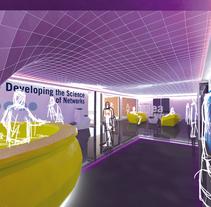 Proyecto de remodelación de hall. Um projeto de Design, Arquitetura, Arquitetura de interiores e Design de interiores de base12 - 03-10-2015