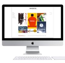 WEB. Un proyecto de Diseño, Diseño Web, Bellas Artes, Desarrollo Web, Dirección de arte y Multimedia de Marta NavalGar - Miércoles, 09 de diciembre de 2015 00:00:00 +0100