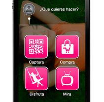 Diseñadora aplicación IOs de Yaesmio!. Um projeto de Desenvolvimento de software e Web design de Esther Martínez Recuero         - 30.11.2014