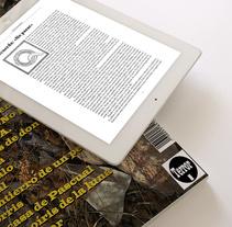 Diseño ebooks. Un proyecto de Diseño editorial de Encarni Mármol - 29-09-2013
