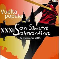 Cartel San Silvestre Salmantina. A Design, and Graphic Design project by María Gris Bartolomé         - 19.04.2016