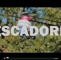 """Montaje """"Pescadores"""". Un proyecto de Cine de Jose Cabello Mata         - 31.03.2015"""