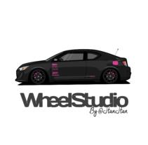 Ilustracion // Scion TC 2015. Un proyecto de Ilustración y Diseño de automoción de WheelStudio  - 14-01-2016