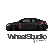 Ilustracion // Scion TC 2015. A Illustration, and Automotive Design project by WheelStudio  - 14-01-2016