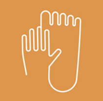 Carolina Lainez  REFLEXÓLOGA_Identity. Un proyecto de Br, ing e Identidad y Diseño gráfico de Lidia Lobato LLO - 22-01-2016