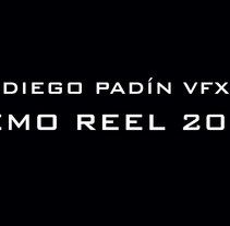 Diego Padín VFX Demo Reel 2015. A Illustration, Motion Graphics, Film, Video, TV, Animation, Events, Film, and Video project by Diego Padín Beltrán         - 25.01.2016