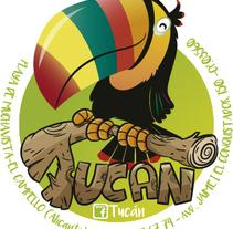 Tortuga&Tucán (Logos para tienda on line y física). Un proyecto de Br e ing e Identidad de jose ramón puerto urios         - 25.01.2016
