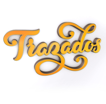 Lettering 'Trazados'. A Graphic Design, and Calligraph project by Alberto Álvarez         - 25.01.2016