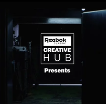 Reebok creative hub. A Video project by el mono traicionero         - 27.01.2016