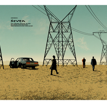 Seven. A Illustration, Graphic Design, and Film project by Roger Crespo Garriga         - 02.02.2016