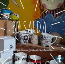 Pintura de mugs, loza, cristalería en general . A Design, Illustration, Art Direction, Br, ing, Identit, Crafts, Fine Art, Cooking&Interior Design project by Daniela Margarita Campo Boyd         - 29.11.2015