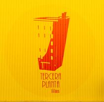 Tercera Planta Films. Um projeto de Cinema, Vídeo e TV e Design gráfico de Paloma Olmos         - 09.02.2016