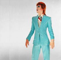 Maquetación Articulo David Bowie. A Design, Advertising, Editorial Design, and Graphic Design project by Rubia DeRibera         - 10.02.2016
