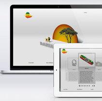 Rasta. A Graphic Design, and Web Design project by Carlos Quesada Vílchez         - 11.02.2016