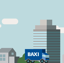 Baxi 10 Aniversario. A Design, Illustration, Animation, and Art Direction project by Miquel Reina         - 11.02.2016